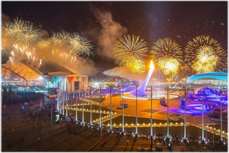 Новый год в отеле Сочи-Парк