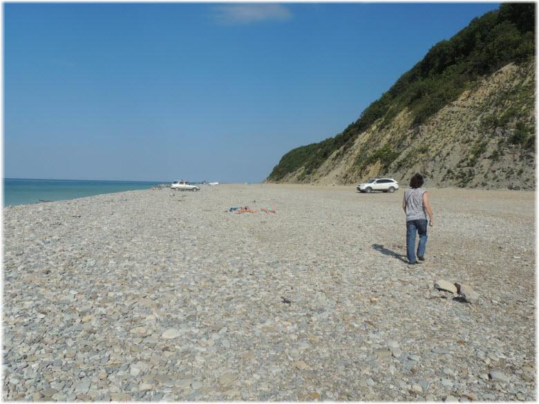 пляж Морской волны