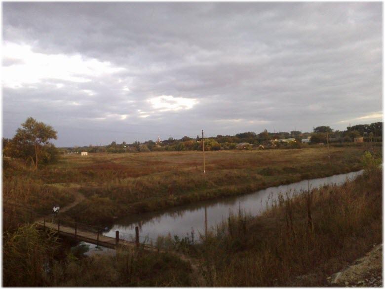 река в Джигинке