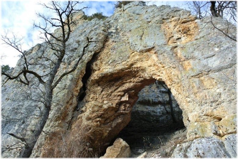 Даховская пещера