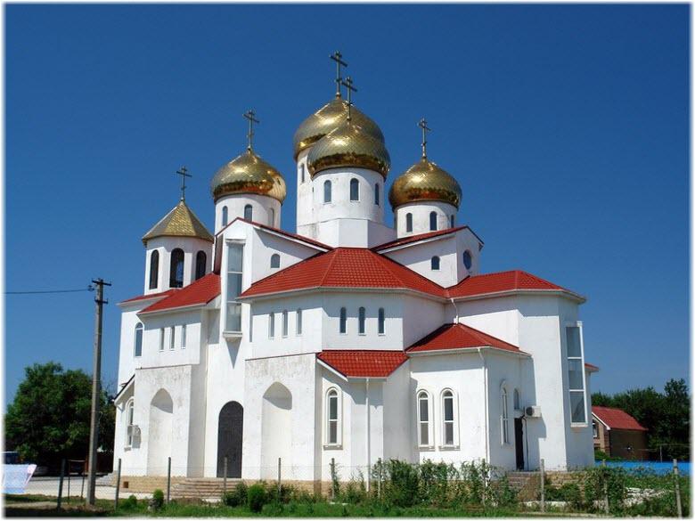 фото Георгиевского храма
