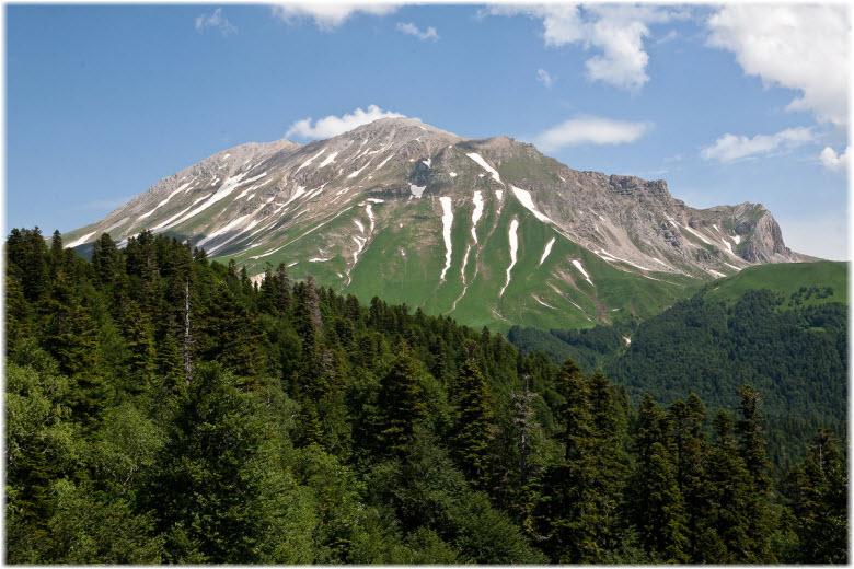 фото горы Оштен
