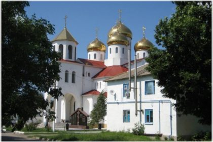 Храм Георгия Победоносца в Витязево
