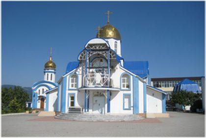 Храм Новомучеников и Исповедников Российских в Новороссийске