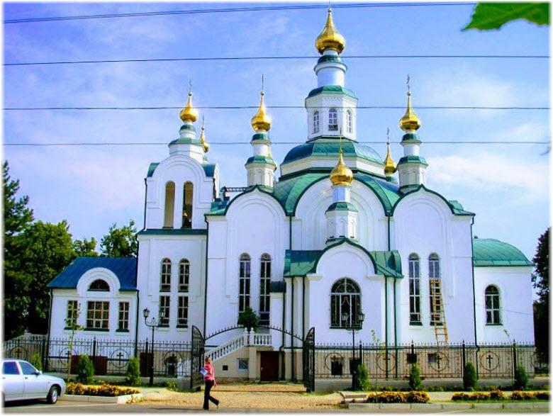 фото храма Святого Николая