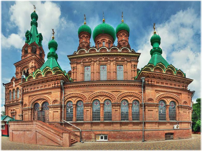 фото Троицкого собора