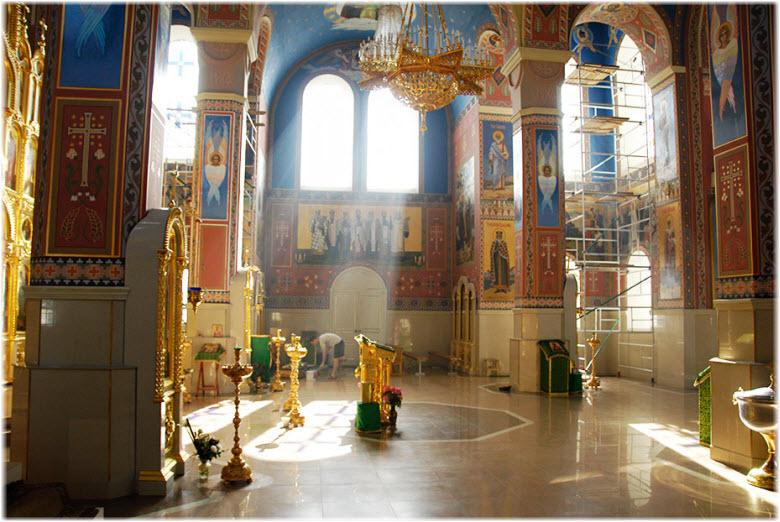 храмовый алтарь