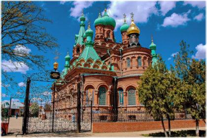 Свято-Троицкий собой в Краснодаре