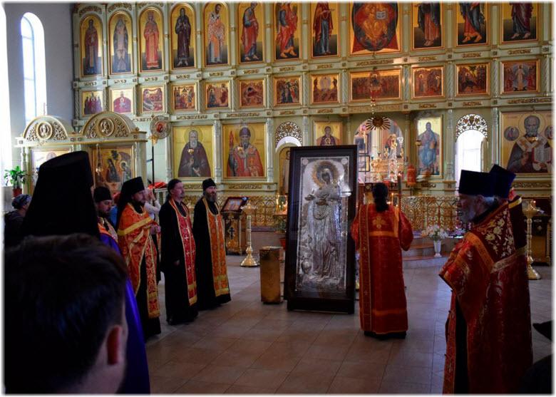 святыни собора Святого Николая Чудотворца