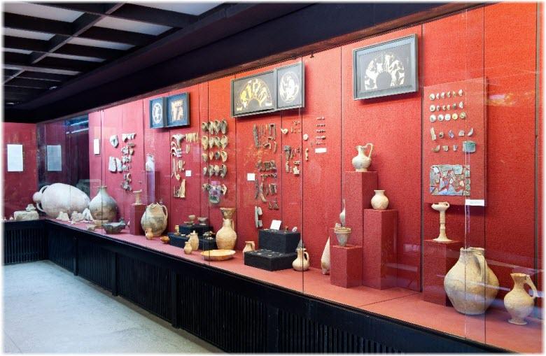 выставка предметов старины