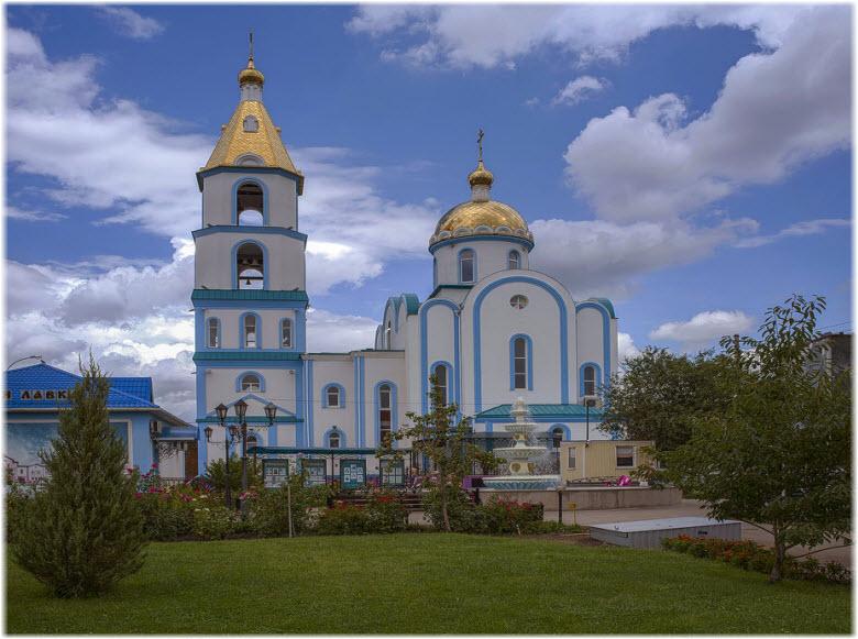 фото Покровской церкви