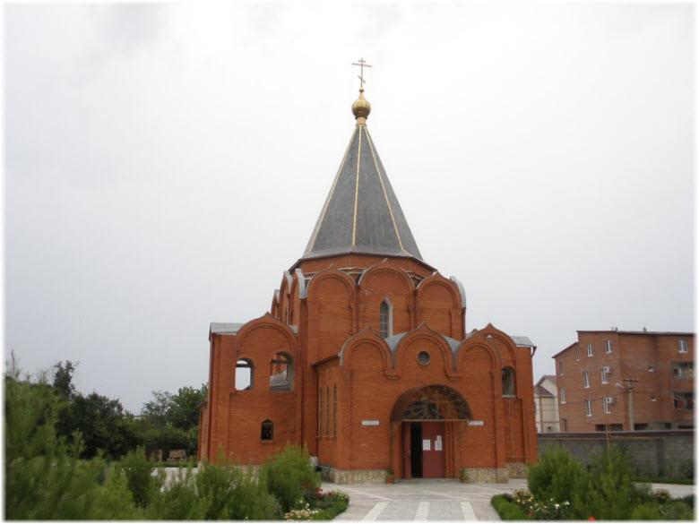 Храм святого благоверного князя Михаила Черниговского