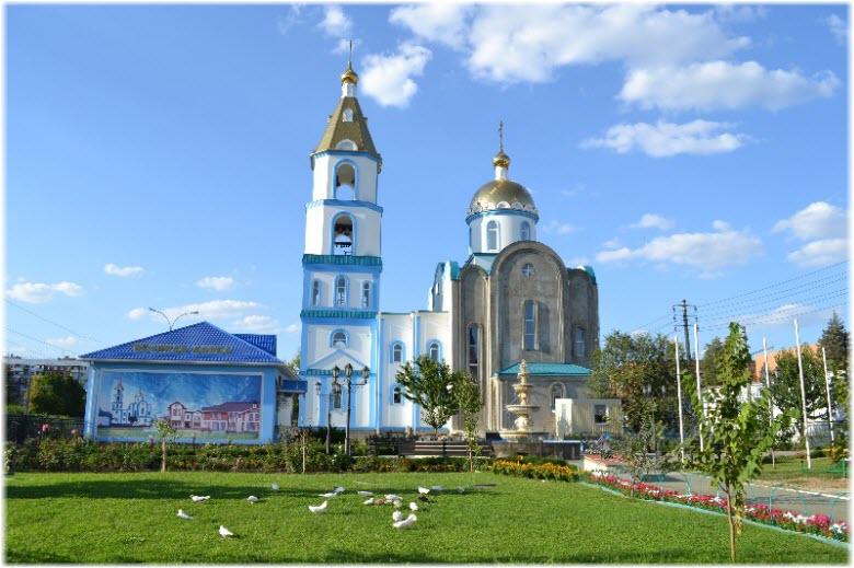 Свято-Покровский храм в Краснодаре