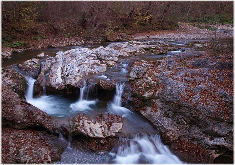водопад Манькин шум