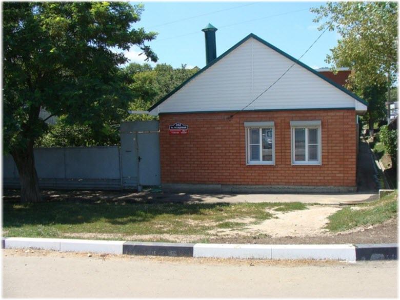 мини-гостиница У Евгении